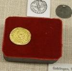 Goldmünze 6. Jh. v. Chr.